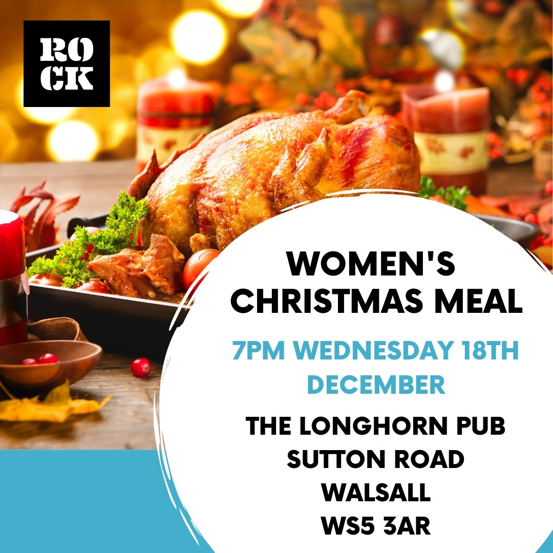 Womens Christmas Meal social